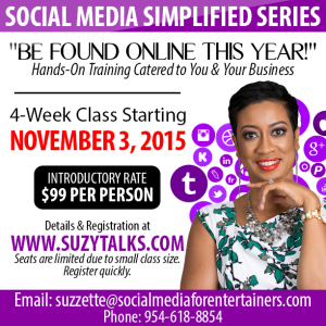 Social Media Simplified Series Level 1